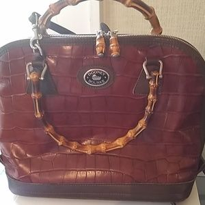 Dooney and Bourke Purse with matching